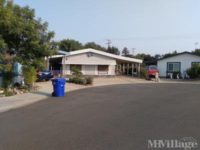 Mobile Home Park in Porterville CA