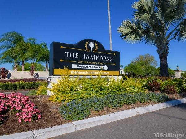 Photo of The Hamptons Golf and Country Club, Auburndale, FL