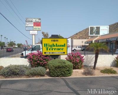 Mobile Home Park in Phoenix AZ