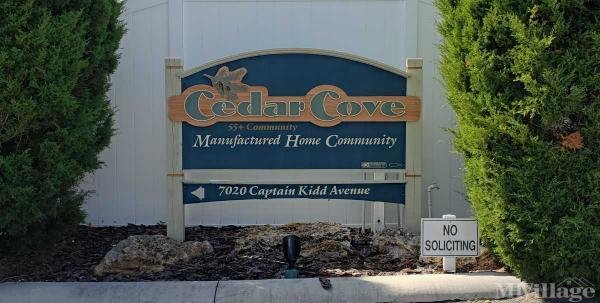 Photo of Cedar Cove Manufactured Home Park, Sarasota, FL