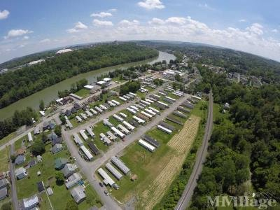 Mobile Home Park in Granville WV