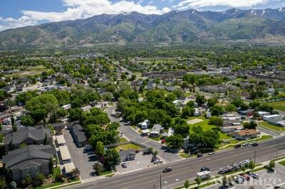 Mobile Home Park in Kaysville UT