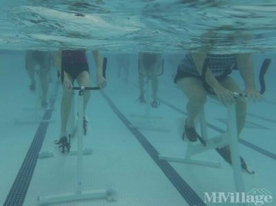 Aquabiking Classes