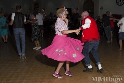 Dancing & Themed Events