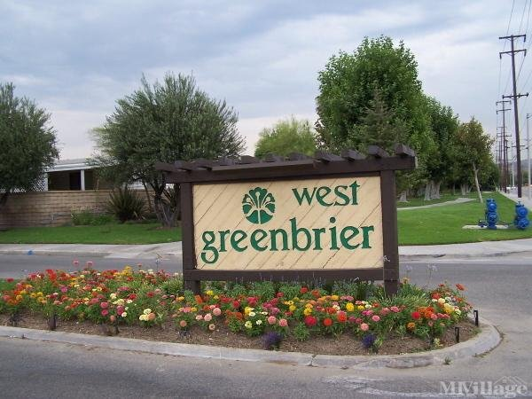 Photo of Greenbrier Mobile Estates West, Santa Clarita, CA