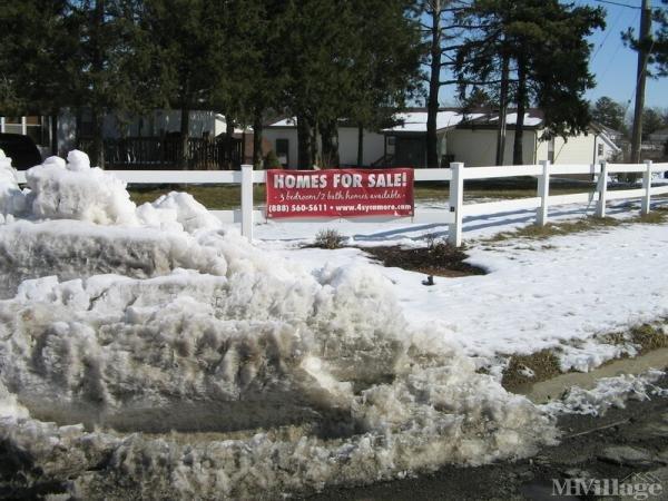 Sycamore Village Mobile Home Park in Mason, MI