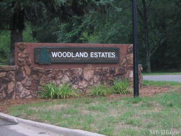 Woodland Estates Mobile Home Park Mobile Home Park in Rockford, MI