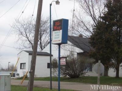 Mobile Home Park in Flint MI