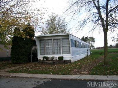 Mobile Home Park in Clinton MI