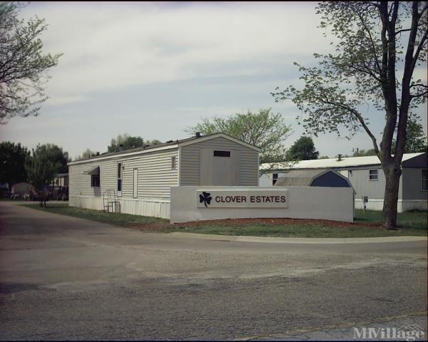 Clover Estates Mobile Home Community Mobile Home Park in Muskegon, MI