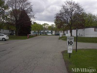Mobile Home Park in Hillsdale MI