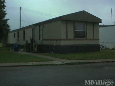 Mobile Home Park in Orleans MI