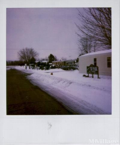 Mobile Home Park in Edmore MI