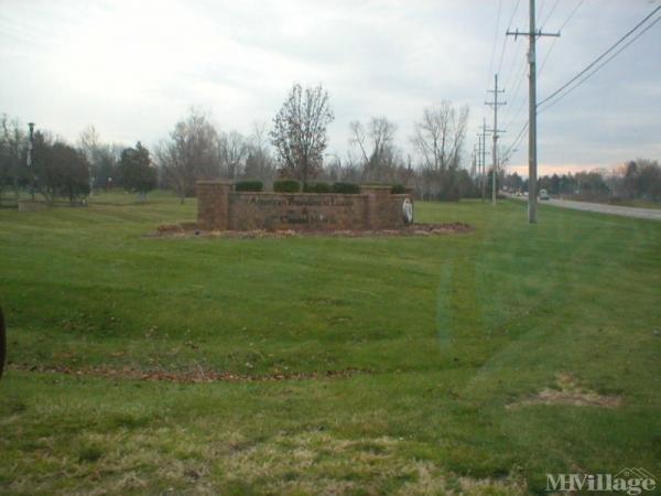 Capitol Hills Mobile Home Park in Belleville, MI