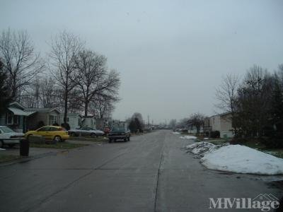 Mobile Home Park in North Ridgeville OH