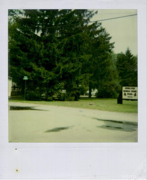 Howland Mobile Home Park Mobile Home Park in Warren, OH