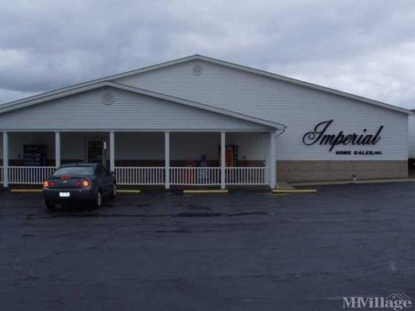 Imperial Manufactured Home Community Mobile Home Park in Warren, OH