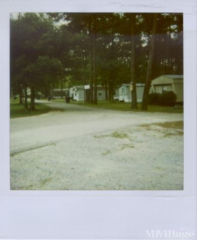 Mobile Home Park in Troy AL