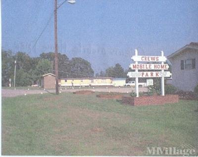 Mobile Home Park in Dora AL