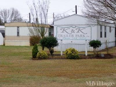 Mobile Home Park in Scottsboro AL