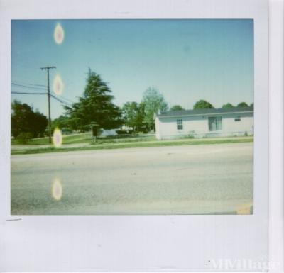 Mobile Home Park in Daleville AL