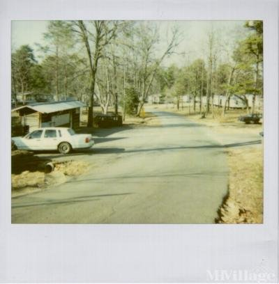 Mobile Home Park in Fort Payne AL