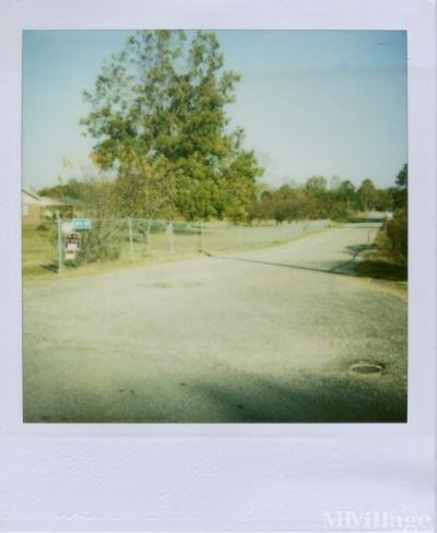 Mobile Home Park in Wetumpka AL
