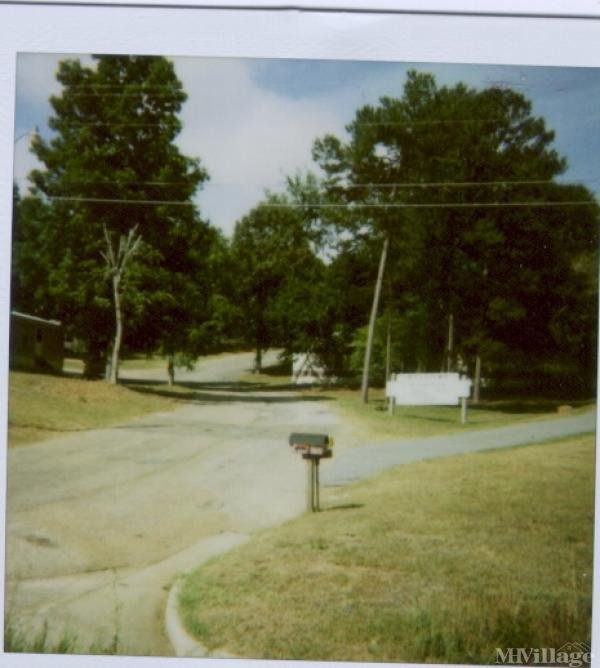 Sunset Mountain Park Mobile Home Park in Troy, AL