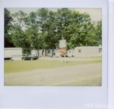 Mobile Home Park in Ashford AL