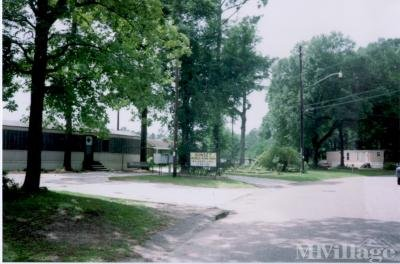 Mobile Home Park in Saraland AL