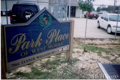 Park Place Of West Mobile