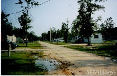 Mobile Home Park in Bon Secour AL