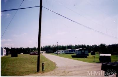 Mobile Home Park in Chunchula AL