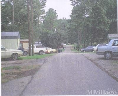 Mobile Home Park in Alabaster AL