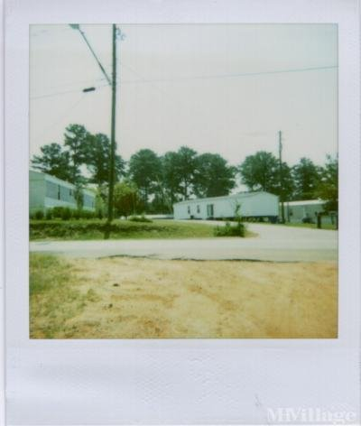Mobile Home Park in Thomasville AL