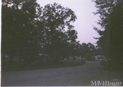 Mobile Home Park in Lincoln AL