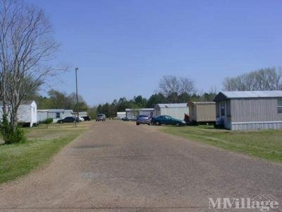 Mobile Home Park in Aliceville AL