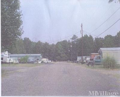Mobile Home Park in Bessemer AL