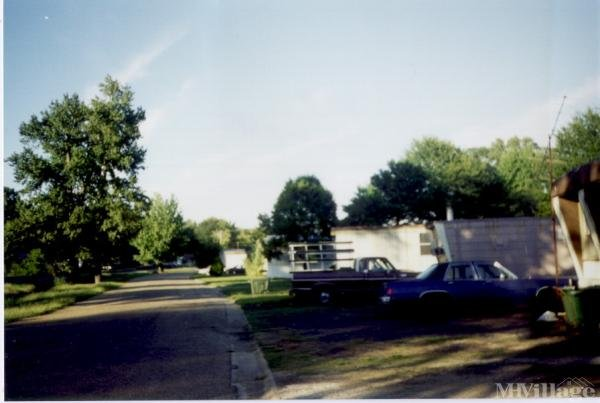 Elm Street Mobile Home Park Mobile Home Park in Tuscaloosa, AL