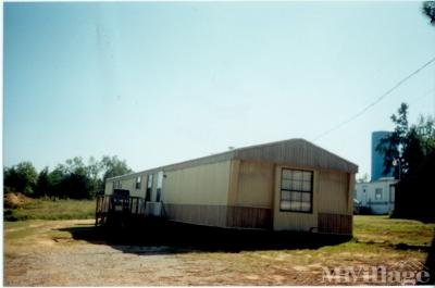 Mobile Home Park in Buhl AL