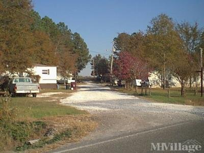 Mobile Home Park in Harpersville AL