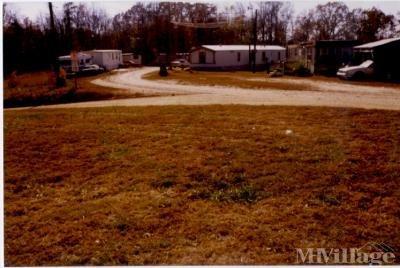 Mobile Home Park in Haleyville AL