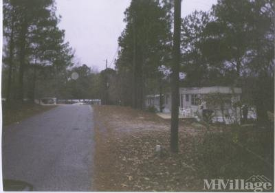 Mobile Home Park in Jacksons Gap AL