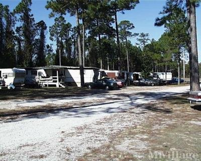 Mobile Home Park in Orange Beach AL