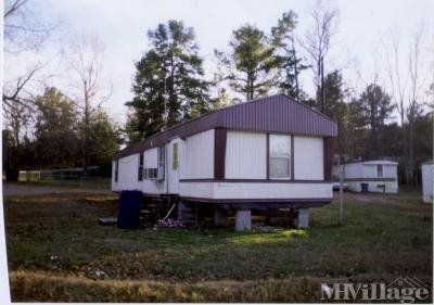 Mobile Home Park in Talladega AL