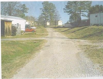 Mobile Home Park in Weaver AL