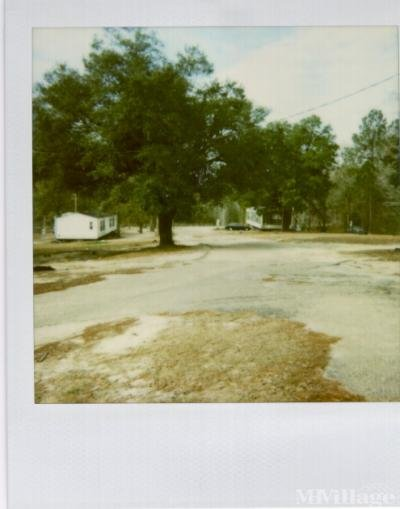 Mobile Home Park in Chatom AL