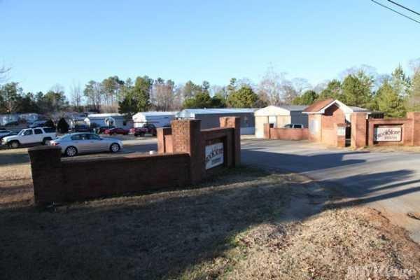 Brookstone Estates Mobile Home Community Mobile Home Park in Northport, AL