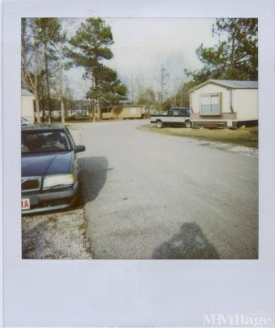 Mobile Home Park in Wetumpka AL