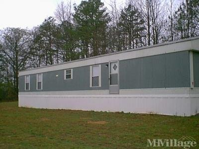 Mobile Home Park in Odenville AL